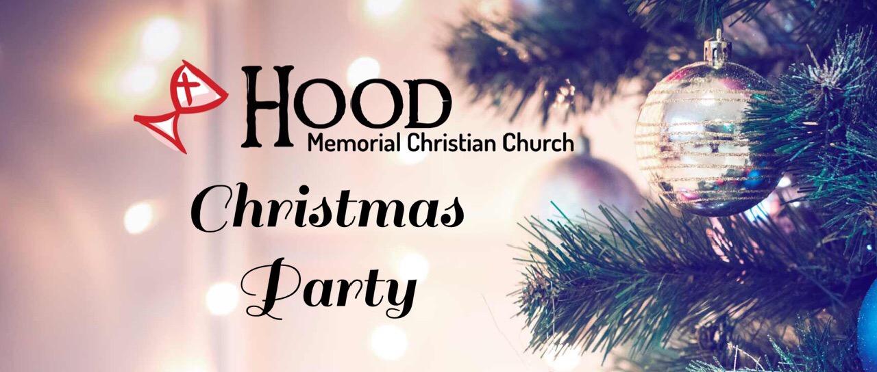Hood Christmas Party