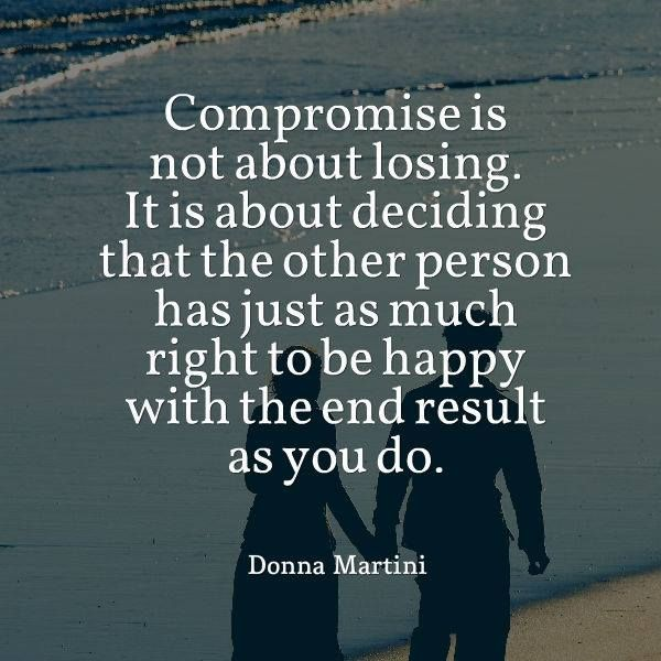 The Lost Art of Compromise