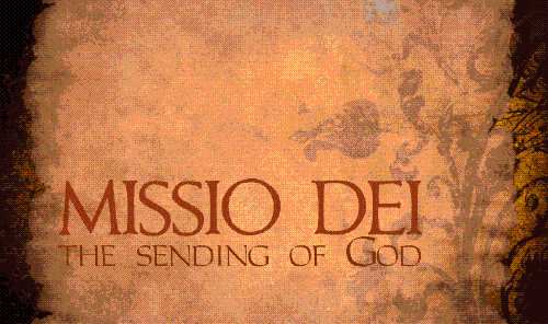 Missio Dei...God Already There
