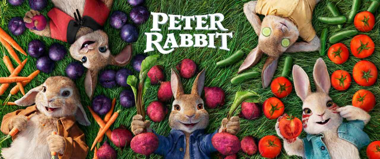 Movie Night - June 1 - Peter Rabbit