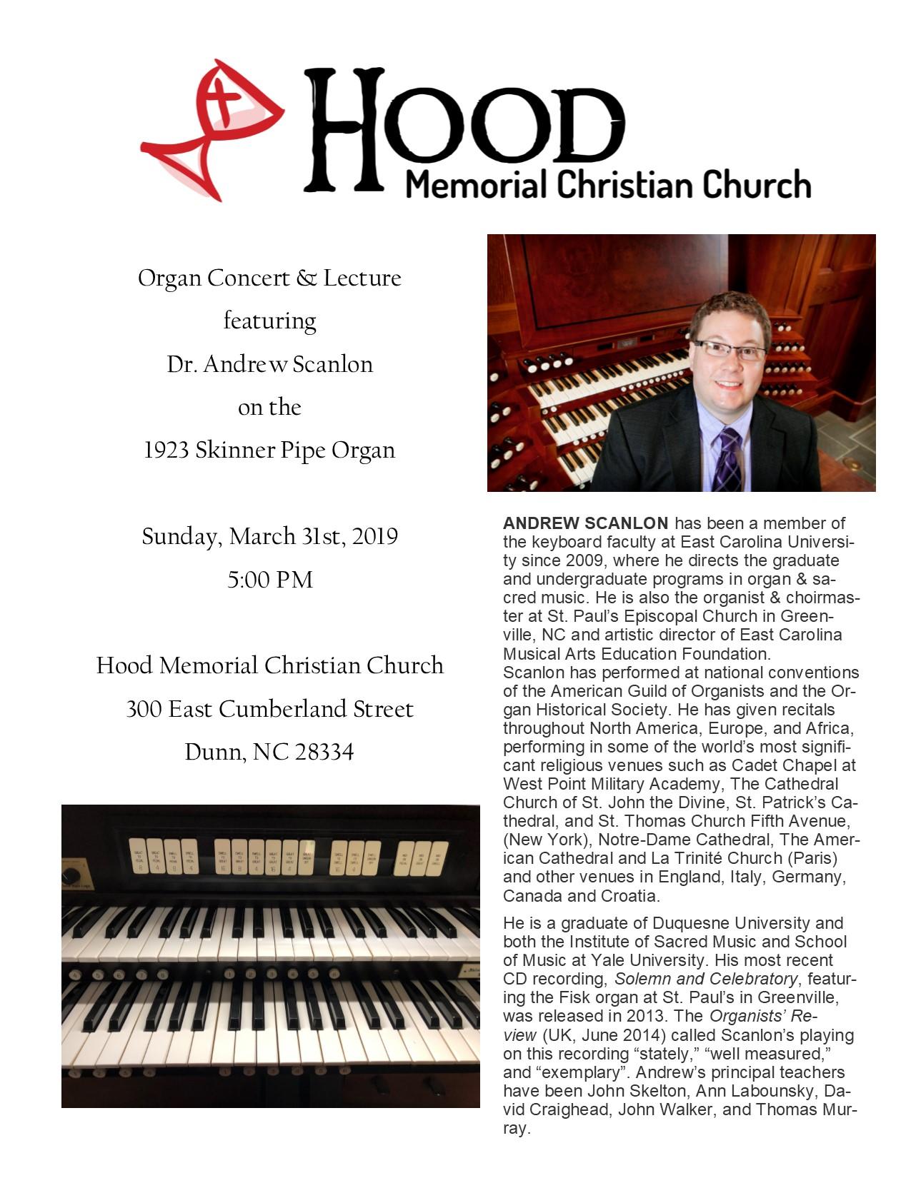 Celebrate the Organ