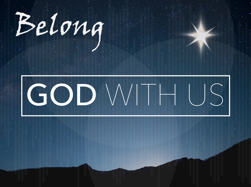 God With Us - Belong